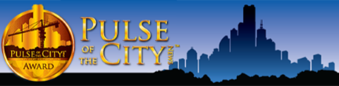 2015 Pulse of the City News Award